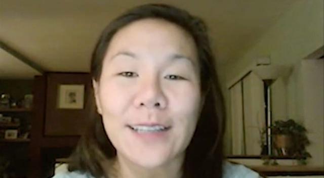 Business development executive Cathy Kim