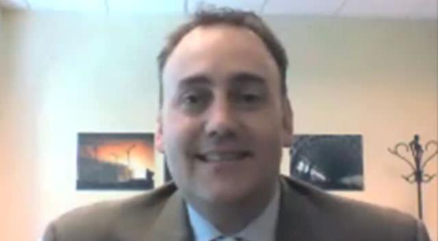 Construction attorney Matt DeVries