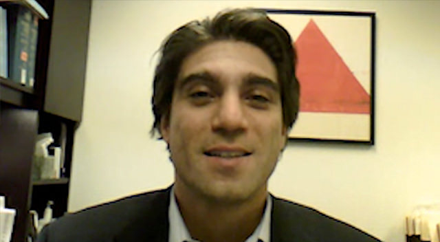 Intellectual property lawyer Michael Kelber of Neal, Gerber & Eisenberg in Chicago