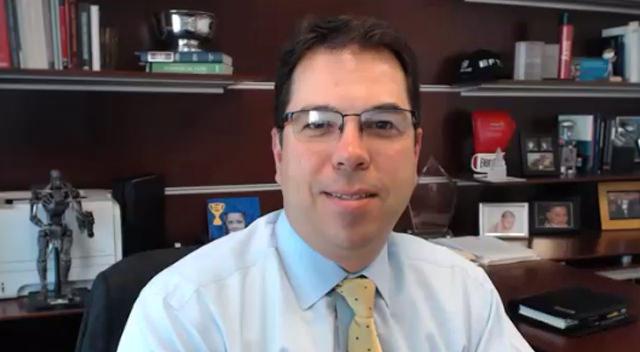 Bankruptcy lawyer Scott Gautier