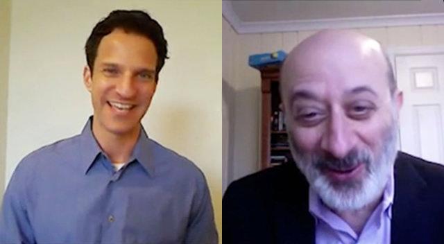 Terror Free Tomorrow founder Ken Ballen speaks with Marc Luber of JDCOT