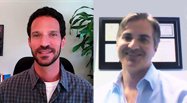 eDiscovery Consultant Chad Schwarz speaks with Marc Luber of JDCOT