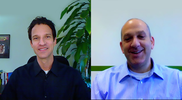 Marc Hirshman, Community Development Exec speaks with Marc Luber of JDCOT