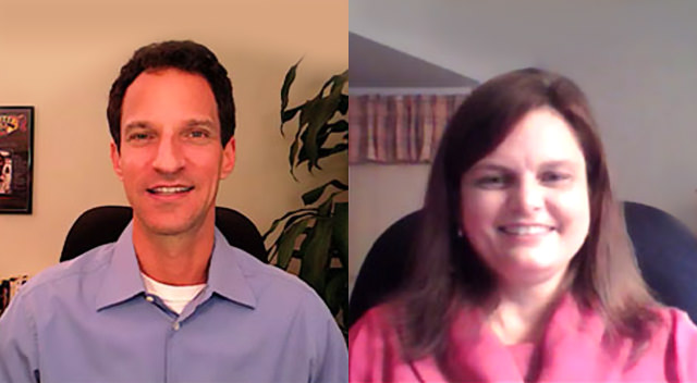 Ethics & Compliance Officer Kimberly Strong talks with JDCOT host Marc Luber