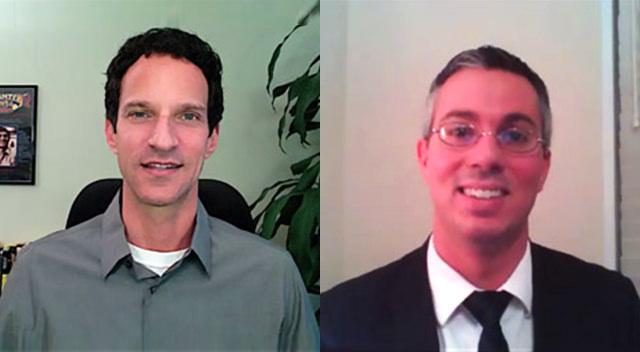 Association Lobbyist PJ Hoffman talks with JDCOT Host Marc Luber