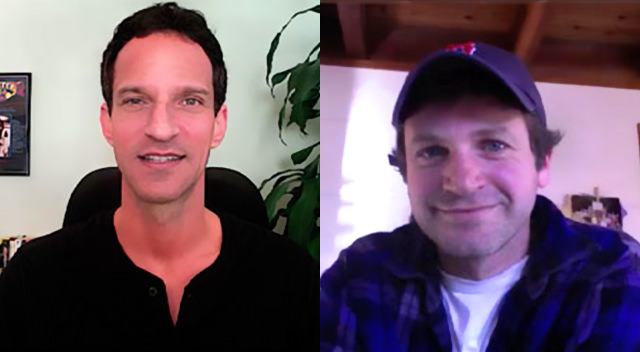 Author Peter Orner talks with JDCOT Host Marc Luber