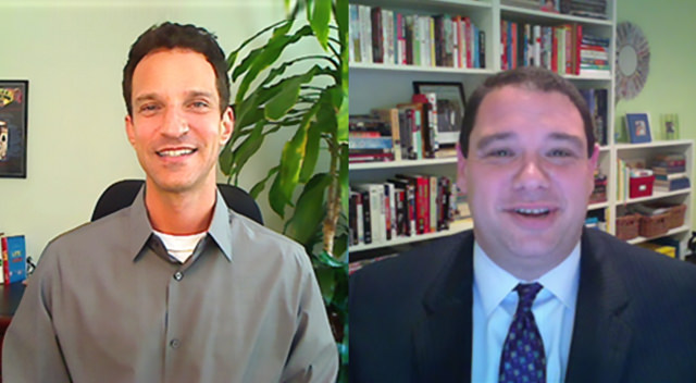Personal injury lawyer Adam Riback speaks with Marc Luber of JD Careers Out There